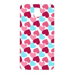 Bold Valentine Heart Samsung Galaxy Note 3 N9005 Hardshell Back Case by allthingseveryday