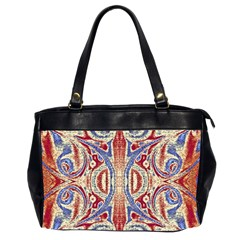 Symbols Pattern Office Handbags (2 Sides)  by Cveti