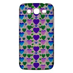 Love In Eternity Is Sweet As Candy Pop Art Samsung Galaxy Mega 5 8 I9152 Hardshell Case  by pepitasart