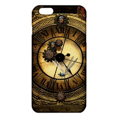 Wonderful Steampunk Desisgn, Clocks And Gears Iphone 6 Plus/6s Plus Tpu Case by FantasyWorld7