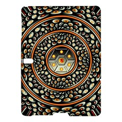 Dark Metal And Jewels Samsung Galaxy Tab S (10 5 ) Hardshell Case  by linceazul
