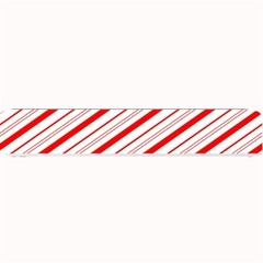 Candy Cane Stripes Small Bar Mats by jumpercat