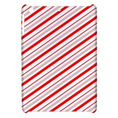 Candy Cane Stripes Apple Ipad Mini Hardshell Case