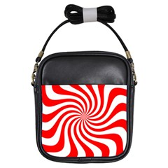 Peppermint Candy Girls Sling Bags