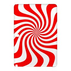 Peppermint Candy Samsung Galaxy Tab Pro 12 2 Hardshell Case by jumpercat