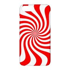 Peppermint Candy Apple Iphone 8 Plus Hardshell Case