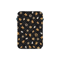 Gingerbread Dark Apple Ipad Mini Protective Soft Cases