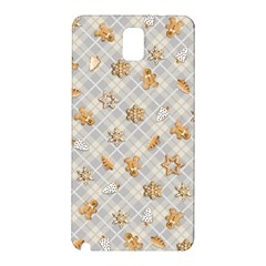 Gingerbread Light Samsung Galaxy Note 3 N9005 Hardshell Back Case by jumpercat
