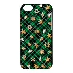 Gingerbread Green Apple Iphone 5c Hardshell Case
