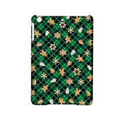 Gingerbread Green Ipad Mini 2 Hardshell Cases by jumpercat