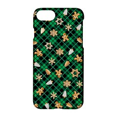 Gingerbread Green Apple Iphone 7 Hardshell Case by jumpercat