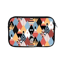 Abstract Diamond Pattern Apple Macbook Pro 13  Zipper Case by allthingseveryday