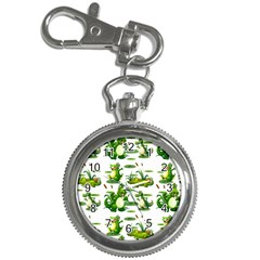 Crocodiles In The Pond Key Chain Watches by allthingseveryday