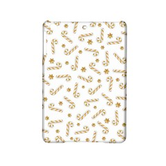 Golden Candycane Light Ipad Mini 2 Hardshell Cases by jumpercat