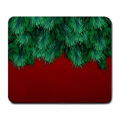Xmas Tree Large Mousepads by jumpercat