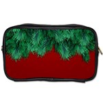 Xmas Tree Toiletries Bags 2-Side Front