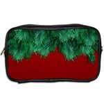 Xmas Tree Toiletries Bags 2-Side Back