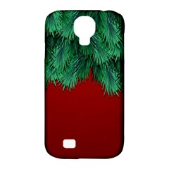 Xmas Tree Samsung Galaxy S4 Classic Hardshell Case (pc+silicone) by jumpercat