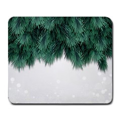 Snow And Tree Large Mousepads by jumpercat