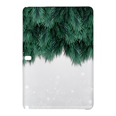 Snow And Tree Samsung Galaxy Tab Pro 12 2 Hardshell Case by jumpercat