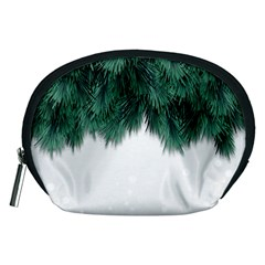 Snow And Tree Accessory Pouches (medium)  by jumpercat