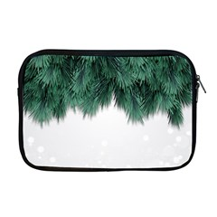 Snow And Tree Apple Macbook Pro 17  Zipper Case