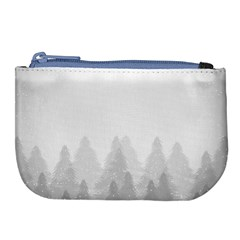 Winter Land Light Large Coin Purse by jumpercat