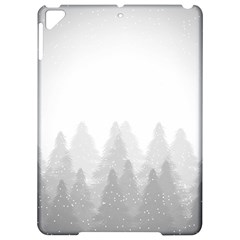 Winter Land Light Apple Ipad Pro 9 7   Hardshell Case by jumpercat