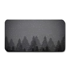 Winter Land Dark Medium Bar Mats by jumpercat