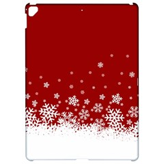 Xmas Snow 02 Apple Ipad Pro 12 9   Hardshell Case