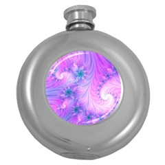 Delicate Round Hip Flask (5 Oz) by Delasel