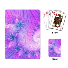 Delicate Playing Card by Delasel
