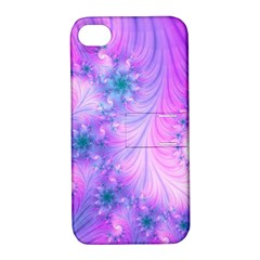 Delicate Apple Iphone 4/4s Hardshell Case With Stand by Delasel