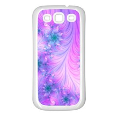 Delicate Samsung Galaxy S3 Back Case (white) by Delasel