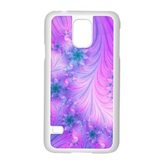 Delicate Samsung Galaxy S5 Case (white) by Delasel