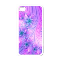 Delicate Apple Iphone 4 Case (white) by Delasel