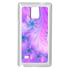 Delicate Samsung Galaxy Note 4 Case (white) by Delasel