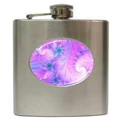 Delicate Hip Flask (6 Oz) by Delasel