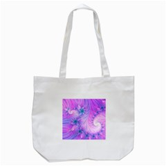 Delicate Tote Bag (white) by Delasel