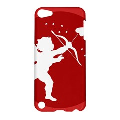 Cupid Bow Love Valentine Angel Apple Ipod Touch 5 Hardshell Case
