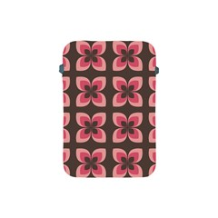 Floral Retro Abstract Flowers Apple Ipad Mini Protective Soft Cases by Celenk