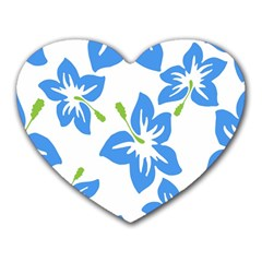 Hibiscus Wallpaper Flowers Floral Heart Mousepads