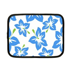 Hibiscus Wallpaper Flowers Floral Netbook Case (small)