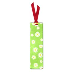 Daisy Flowers Floral Wallpaper Small Book Marks by Celenk