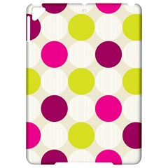Polka Dots Spots Pattern Seamless Apple Ipad Pro 9 7   Hardshell Case by Celenk