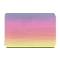 Background Watercolour Design Paint Small Doormat  by Celenk