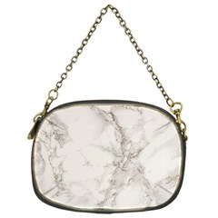 Marble Background Backdrop Chain Purses (one Side)  by Celenk