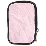Marble Background Texture Pink Compact Camera Cases Front