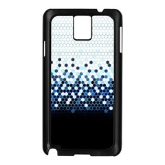 Tech Camouflage Samsung Galaxy Note 3 N9005 Case (black)