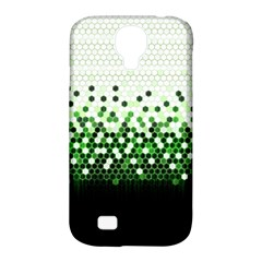 Tech Camouflage 2 Samsung Galaxy S4 Classic Hardshell Case (pc+silicone)